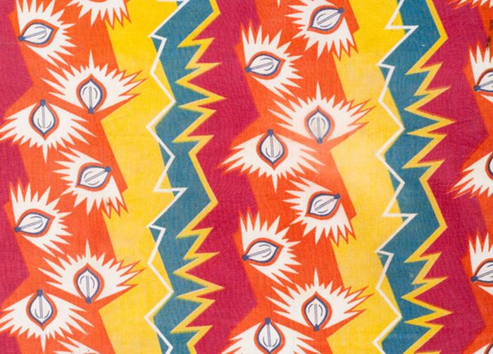 Текстиль, посвященный электрификации.