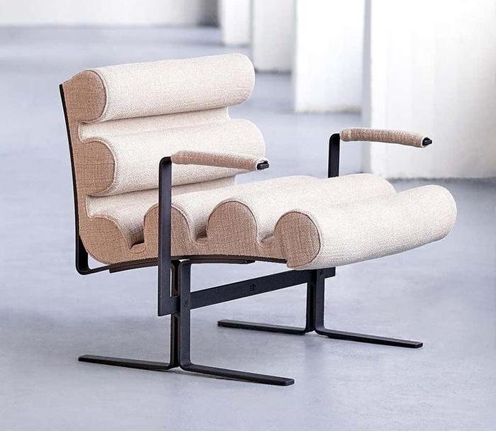 Кресло от Джо Коломбо.