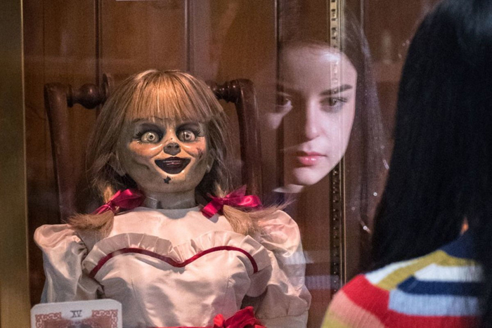 Кинематографическая версия Аннабель вдохновлена иррациональным страхом перед старинными куклами.