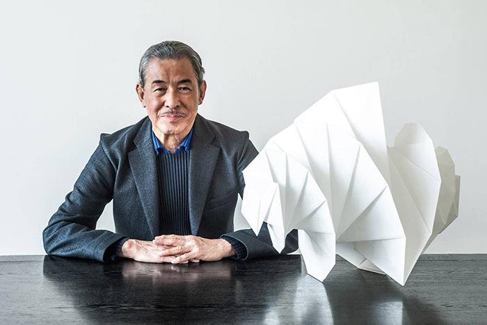 Иссей Мияке - дизайнер, изобретатель, философ.
