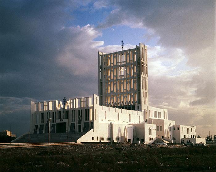 Собор, проектированный Понти.