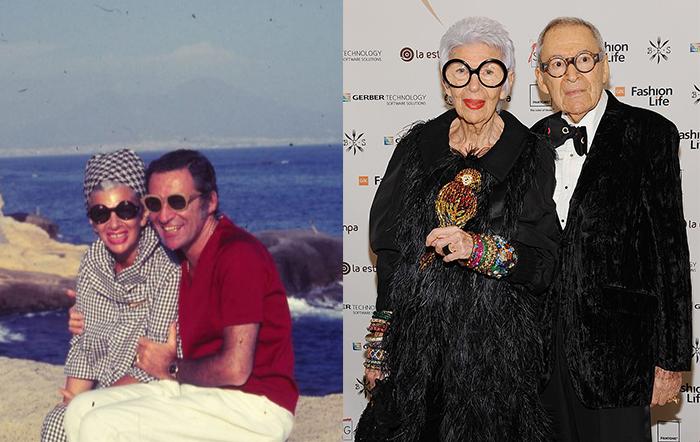 Айрис и Карл - почти семь десятилетий любви.