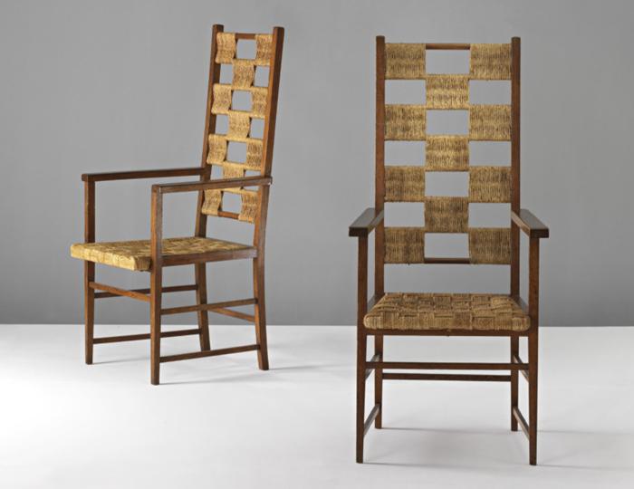 Кресло, разработанное Мозером.