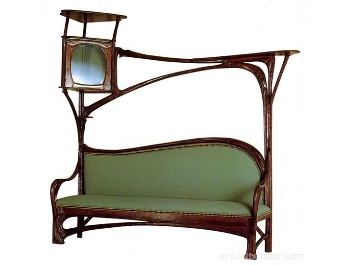 Мебель, созданная Гимаром.