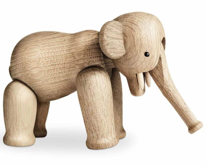 Деревянный слоник.