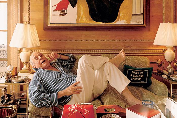 Кеннет Джей Лейн был веселым, энергичным и приятным в общении человеком.