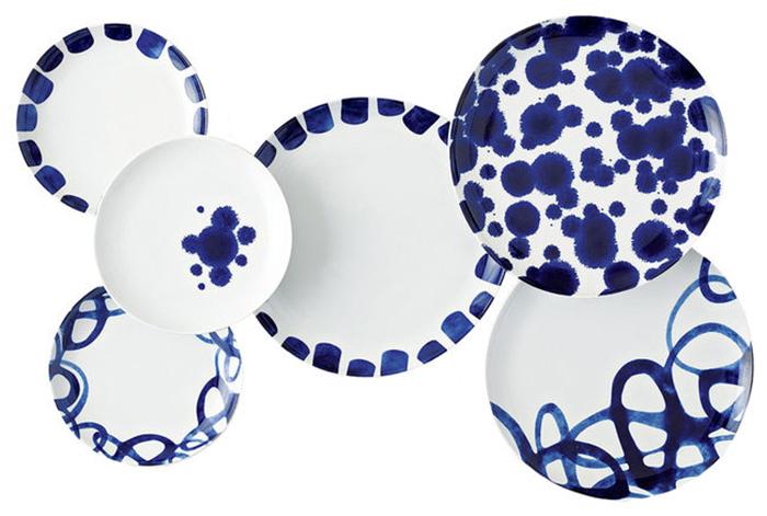 Посуда с этническими отсылками.