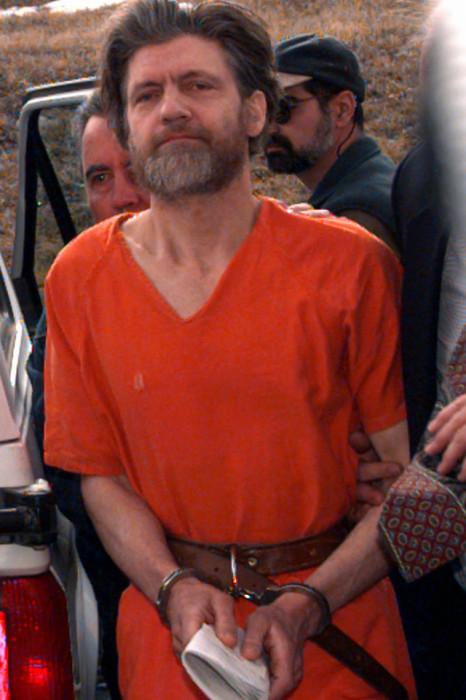 Качинский-Унабомбер, фото: AP. /Фото: nypost.com