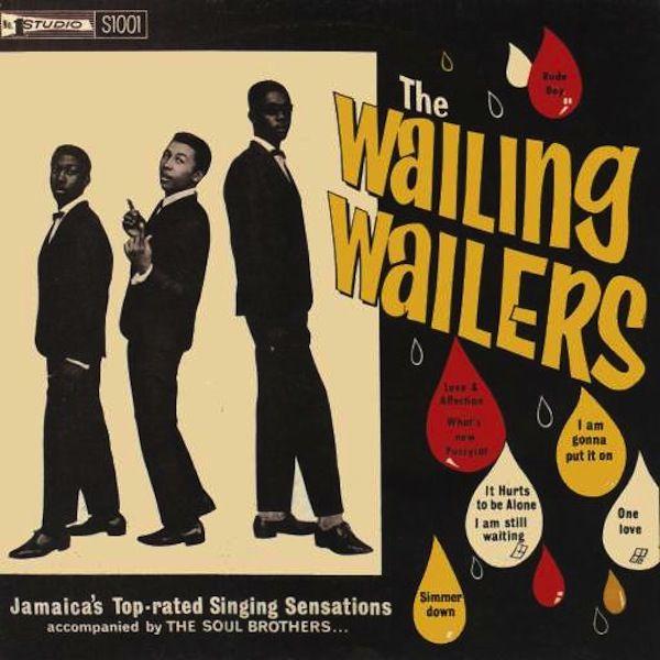 Обложки ранних альбомов группы Боба Марли говорят сами за себя. /Фото: kulturekultink.com