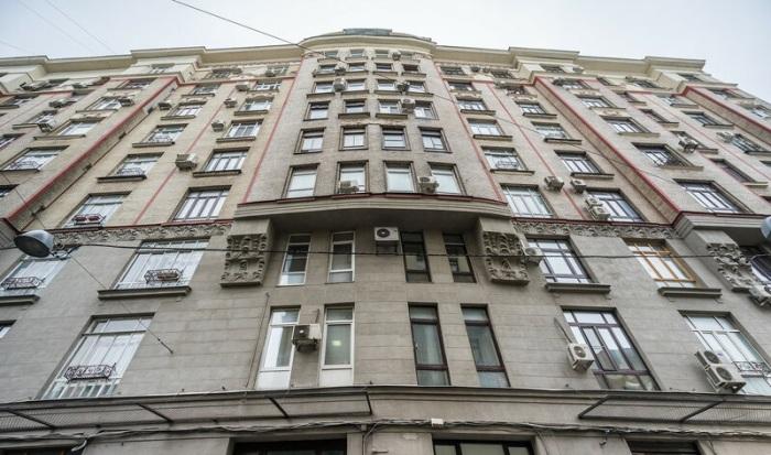 Знаменитый дом в наши дни. /Фото:vladimirdar.livejournal.com