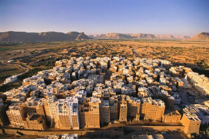 Древний мегаполис, затерянный в пустыне. /Фото:islamosfera.ru