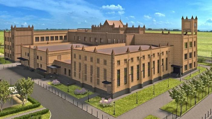 Так будет выглядетm будущая школа. /Фото: Комитет по архитектуре и градостроительству МО