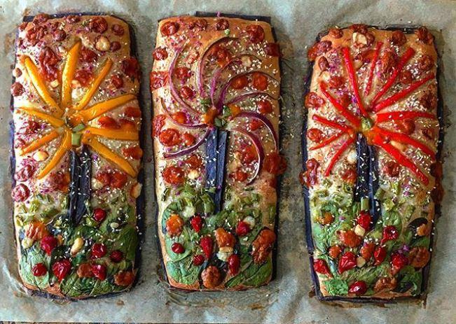 Даже не пробуя хлеб, можно понять, что он невероятно вкусный.