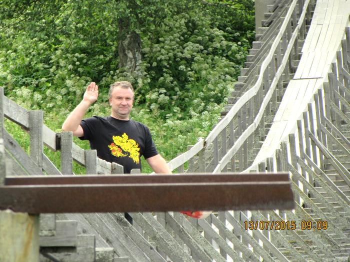 Этот мост нравится туристам. /Фото:vatravel.ru