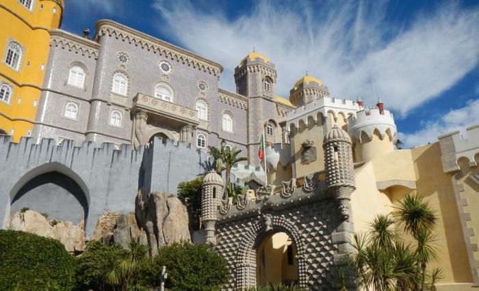 Дворец, стиль которого был взят за основу при проектировании московского особняка. /Фото: tripadvisor.de
