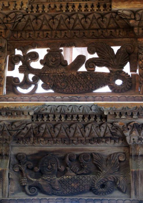 Старинное уникальное искусство. /Фото:varandej.livejournal.com