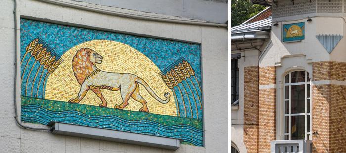 Фрагменты дома Листа. /Фото:vladimirdar.livejournal.com