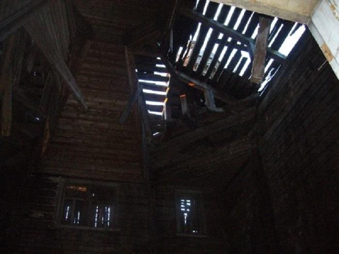 Храм внутри. /Фото:chur.gorod.tomsk.ru