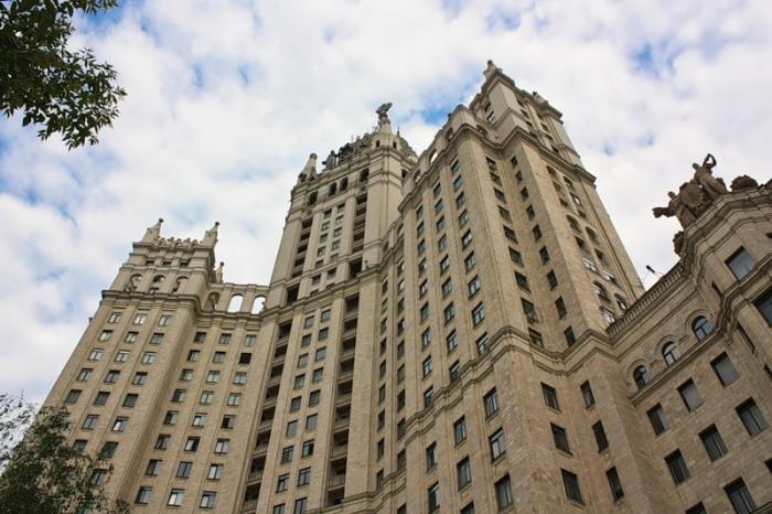 В доме было жило невероятное число знаменитостей. /Фото:liveinternet.ru