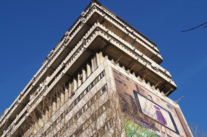На верхних этажах предусмотрены двухуровневые квартиры с широкими балконами. /Фото:photobucket.com