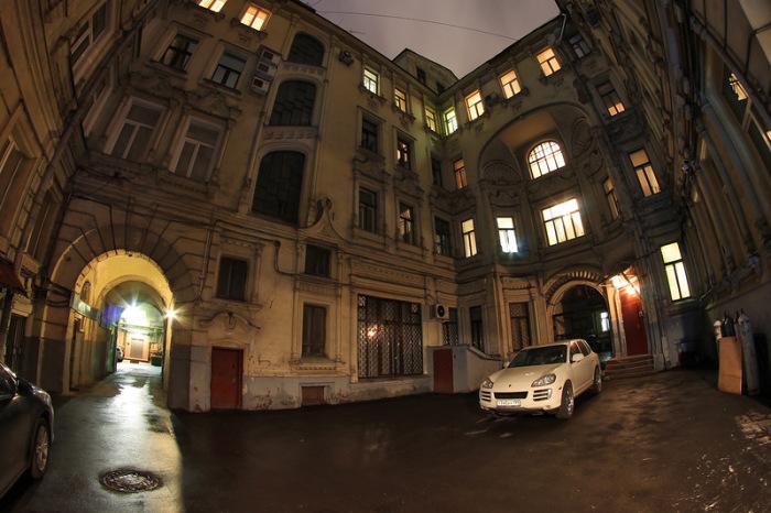 Саввинское подворье в наши дни. /Фото:pultz.livejournal.com