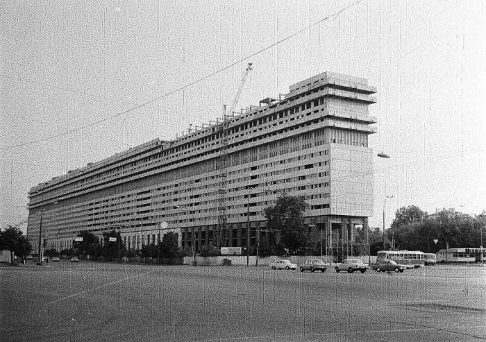 Строительство дома-корабля. /Фото:bestlj.ru