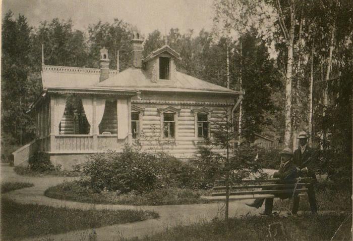 Типичный дачный дом для среднего класса. /Фото:pushkino.tv