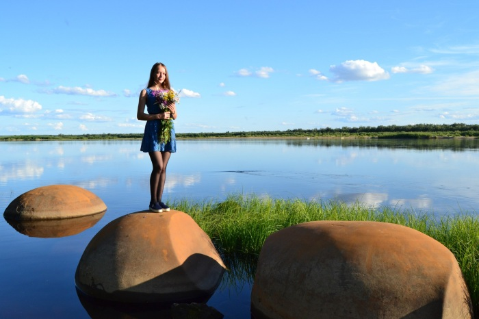 Отличный фон для фотосессии! /Фото: finnougoria.ru
