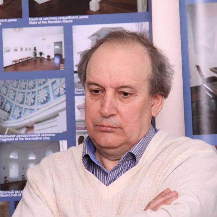 Леонид Николаевич Рагутский давно вынашивал идею построить Кремль. /Фото: страница архитектора в соцсети.
