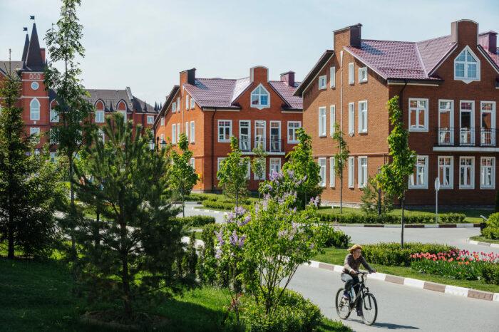 Так будет выглядеть посёлок. /Фото:p-cambridge.ru
