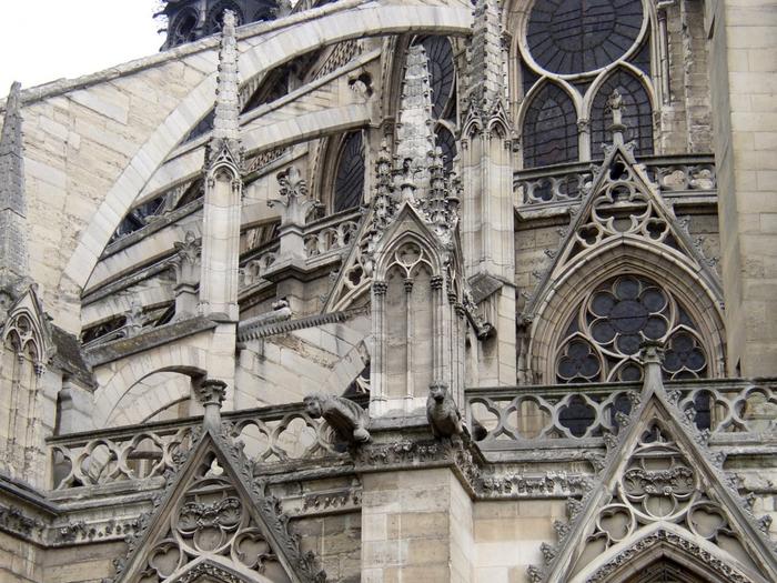 Фрагмент здания. /Фото:blogspot.com