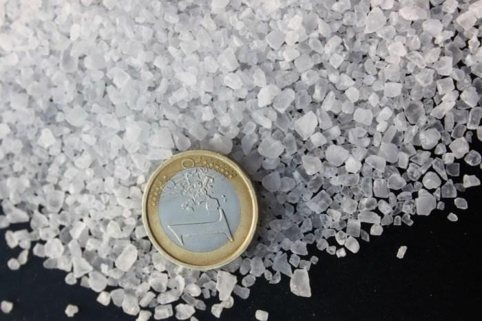 Соль вместо денег. /Фото:factinate.com