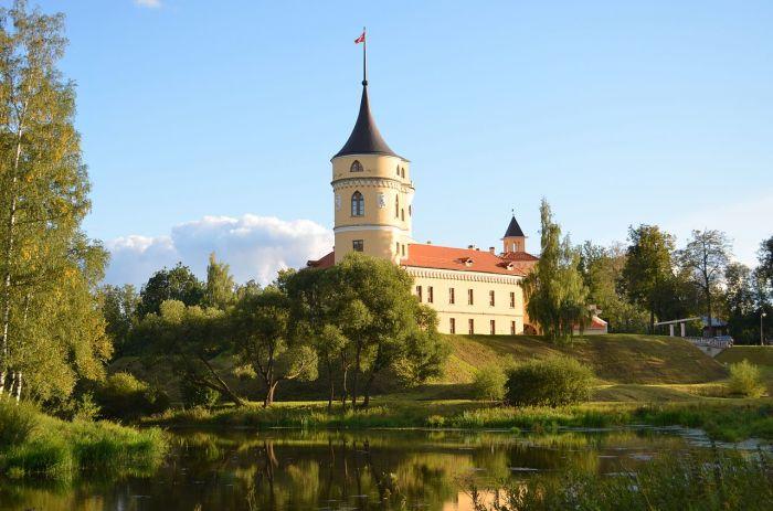 Эту крепость в народе прозвали коротко – Бип. /Фото:dostop.ru