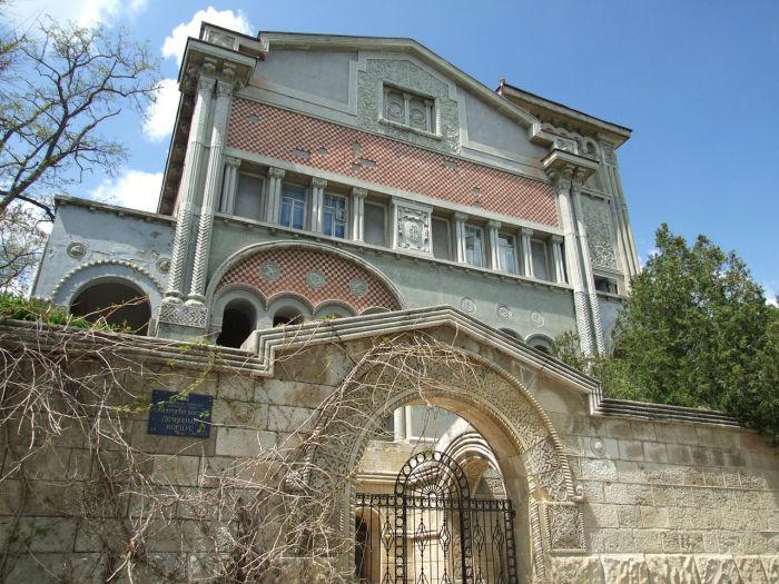 Дача «Виктория». /Фото:wikipedia.org