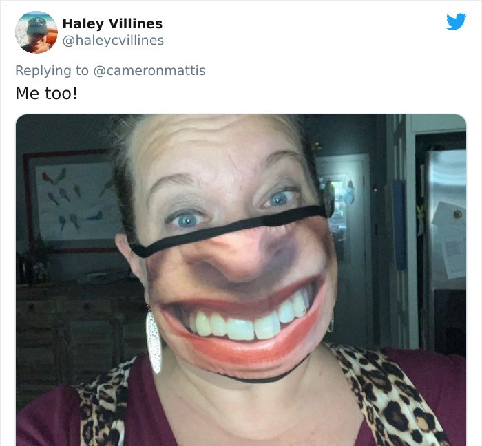 А эту женщину комментатор сравнил с реальным монстром!