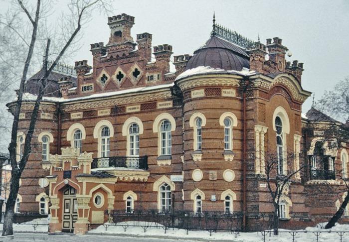 Его не зря называют мавританским замком. /Фото: mkrf.ru