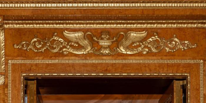 В доме можно увидеть много интересных элементов. /Фото:bdb-2000.livejournal.com