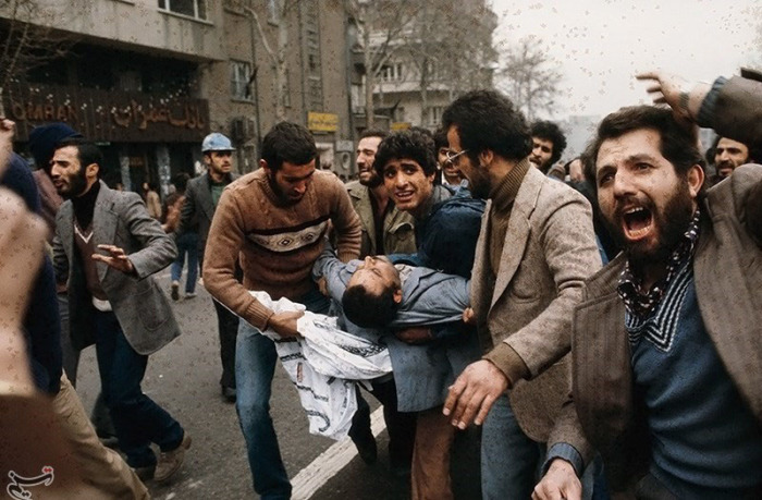 Мехран участвовал в демонстрациях, которые два года спустя привели к исламской революции. /Фото:tasnimnews.com