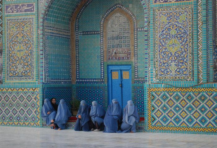 Мечеть очень почитаема шиитами, которых в стране не менее 15% /Фото:islamicfinder