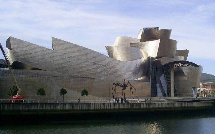 Музей в испании поначалу вызвал протест  жителей. /Фото: blogspot.com
