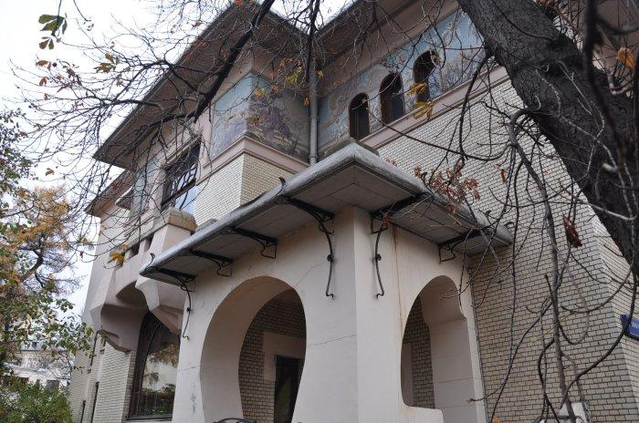 Фантазийный дом Рябушинского. /Фото:zagranitsa.com