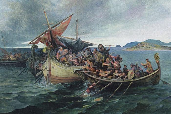 Пираты-ушкуйники нападали как на реках, так и на морях. /Фото:stopgame.ru
