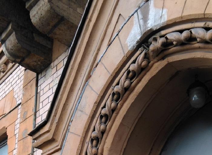 Часть дома./Фрагмент фото korolevvlad, arch_heritage