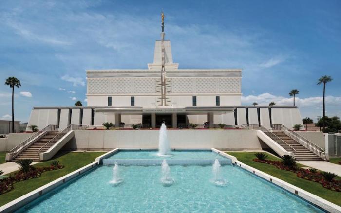 Мормонские храмы - здания для избранных, но это - особенно таинственное. /Фото:lds.org