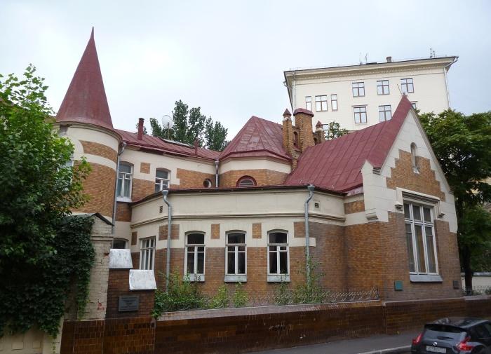 Особняк Шехтеля. /Фото:wikimedia.org