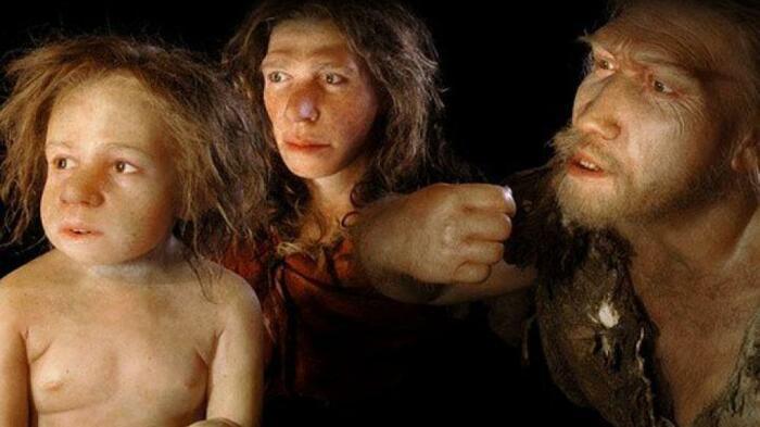 Примерно так выглядели люди 10 тыс. лет назад. /Фото:donpress.com
