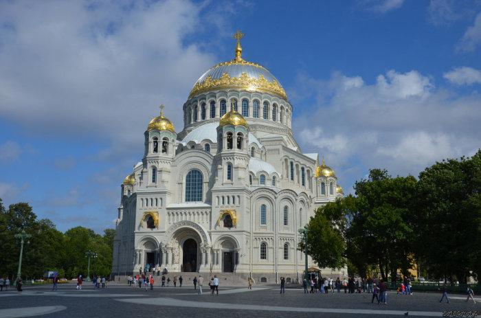 Собор пришлось сеhьезно реставрировать. /Фото: Александр Люликов, fotokro.ru
