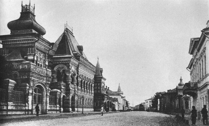 Так выглядел особняк с 1902 году. /Фото:pastvu.com