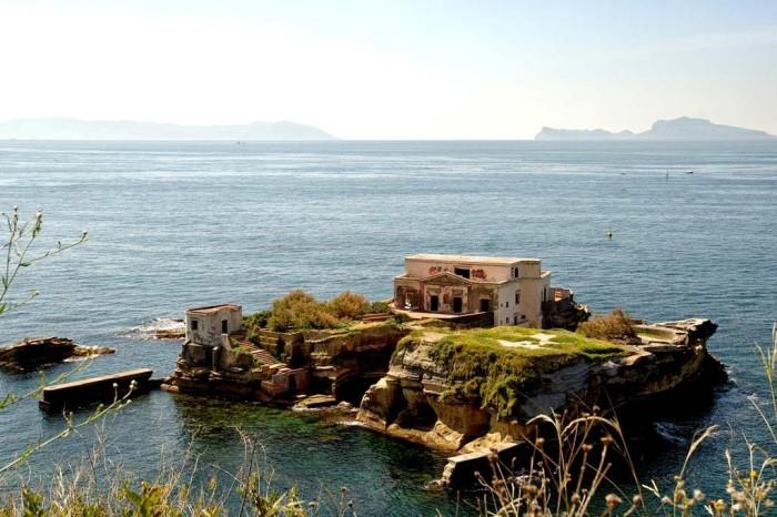 Вид на Гайолу с противоположного берега. / Фото:sabah.com.tr