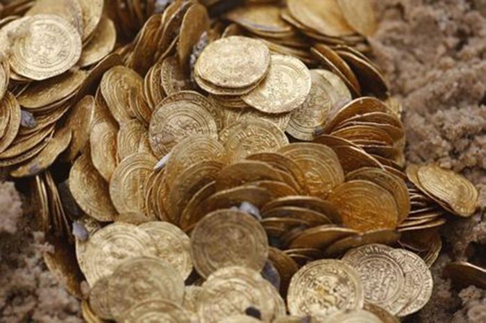 Монеты в прекрасном состоянии. /Фото:yimg.com